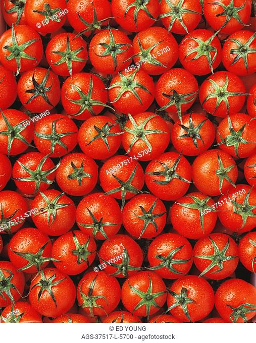 Agriculture - Produce, Cherry tomatoes