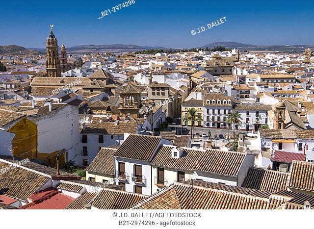 Spain, Andalusia, Malaga Province, Antequera