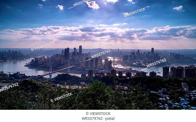 Chongqing city proper