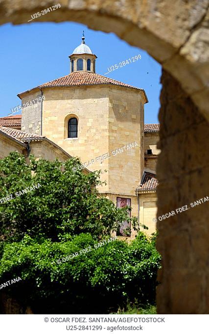 Spain, Castilla y Leon, Burgos, Santo Domingo de Silos, Monasterio