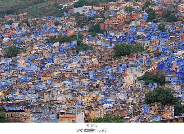 view in Jodhpur
