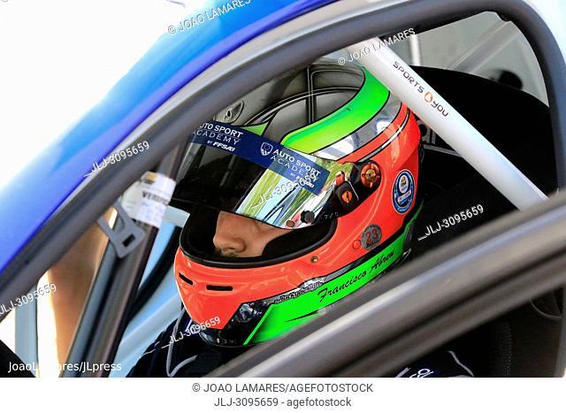 Francisco Abreu, Peugeot 308 Racing Cup #6, Vila Real, Portugal.
