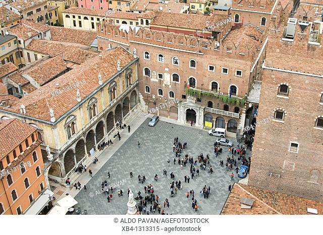 Verona, Signori square