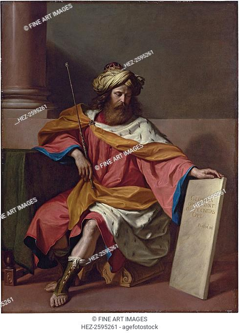 King David. From a private collection
