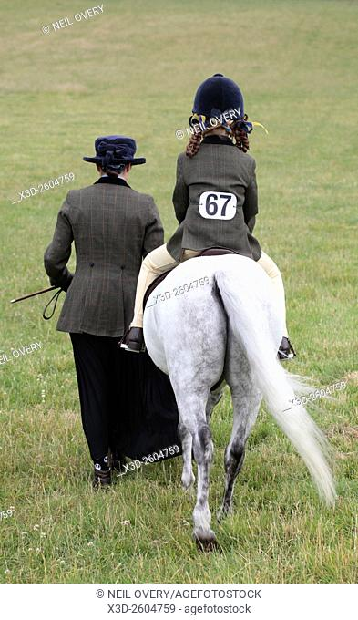 Horse Show, Horsham, Sussex, England