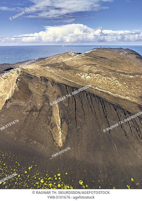 Surtsey Island, Westman Islands, Iceland