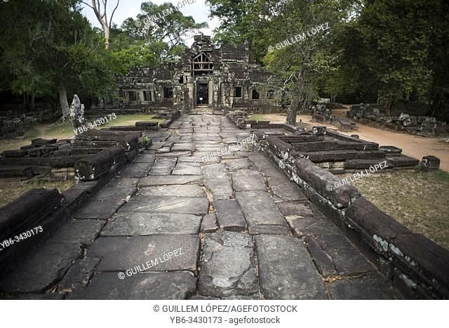 Banteay Kdei temple in Angkor Wat, Siem Reap, Cambodia