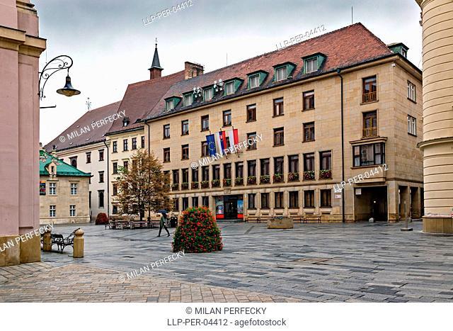 Municipal office, municipality, Bratislava, Slovakia