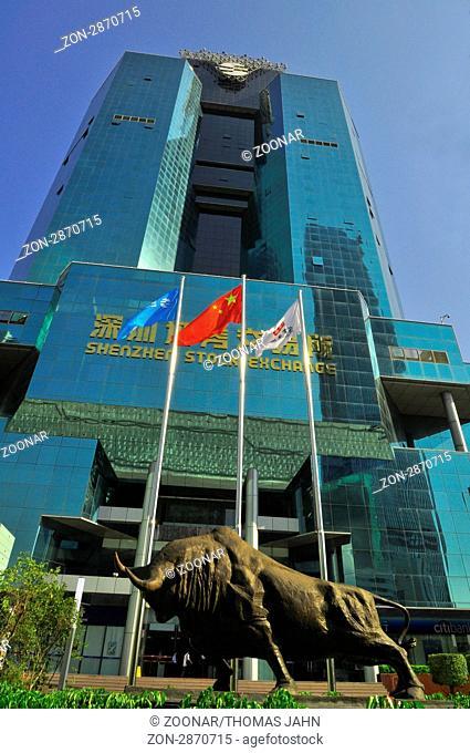 Shenzhen Business Buildings Stock Exchange