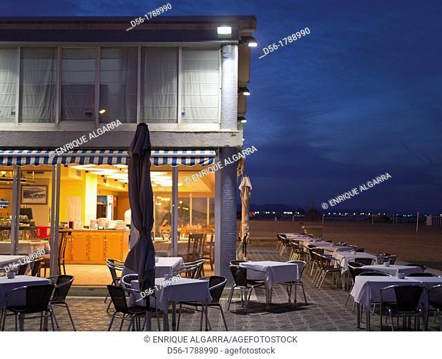 Restaurant, Valencia, Spain