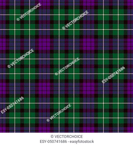 Vector seamless tartan pattern. Lumberjack flannel shirt inspired. Plaid trendy hipster style backgrounds. Suitable for decorative paper, fashion design