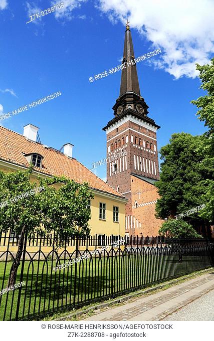 Vasteras Domkyrka (cathedral), Sweden