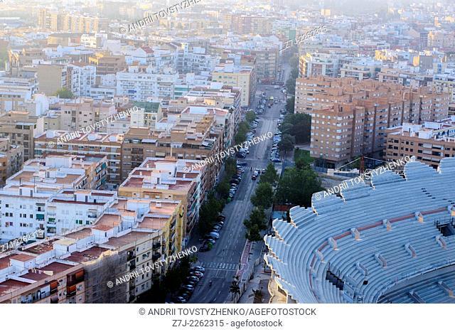 New Mestalla Stadium, Valencia, Spain