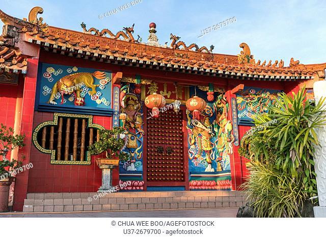 Qing Shan Temple, Kuching, Sarawak, Malaysia