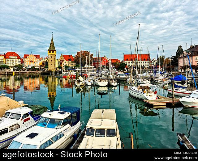 Lindau on Lake Constance