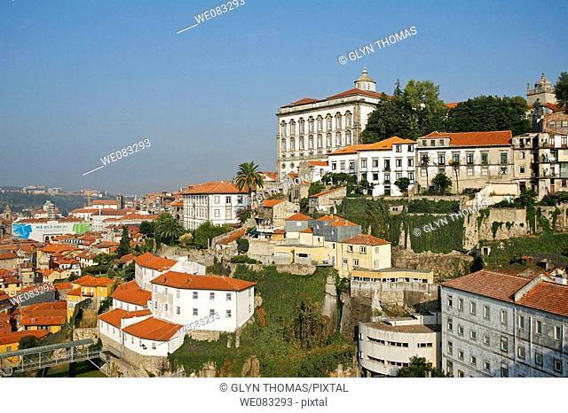 La Ribeira, Porto, Portugal, Europe