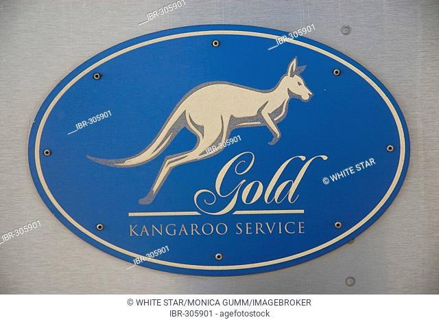The Ghan Train, Gold Kangaroo Class, luxury class, Australia