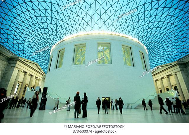 British Museum. London. UK