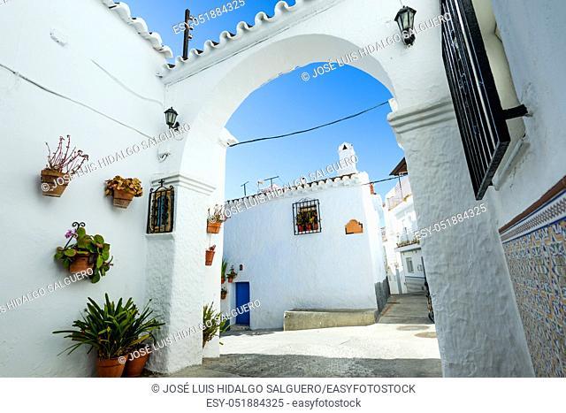 Canillas de Aceituno, Málaga, Andalusia, Spain, Europe