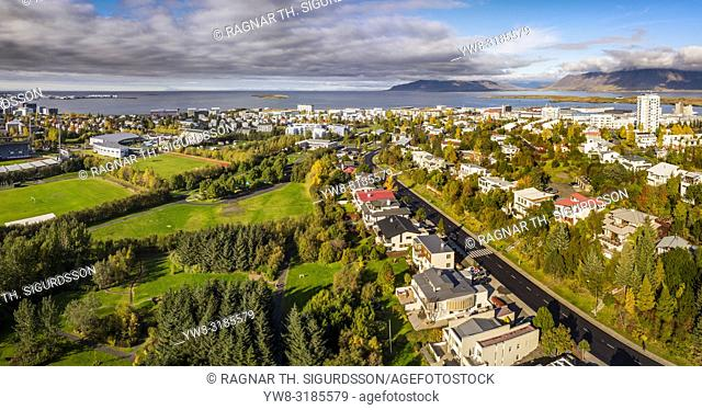 Autumn - Home and apartments, Reykjavik, Iceland