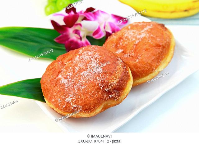 Malasadas (portuguese donuts)