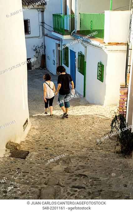 Granada City. Andalucia. Spain. Europe