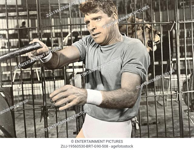 RELEASE DATE: May 30, 1956. MOVIE TITLE: Trapeze. STUDIO: Hill-Hecht-Lancaster Productions. PLOT: Tino Orsini has learned the trapeze from his father but he...