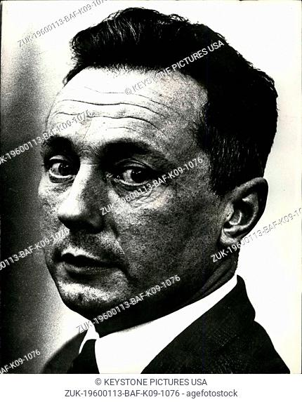 1962 - I.R.A Leader MacStiofain. Sean MacStionfain, the man that is responsible for the continuance of guerrilla warfare