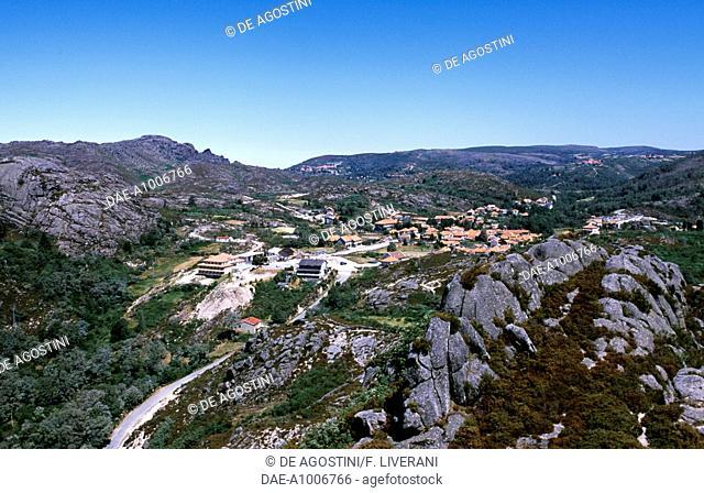Castro Laboreiro, Peneda-Geres National Park (Parque Nacional da Peneda-Geres), Portugal