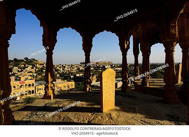 View of Jaisalmer Fort, Rajasthan