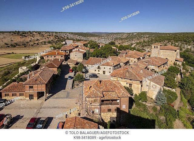 Calatañazor, Soria, Comunidad Autónoma de Castilla-León, Spain, Europe