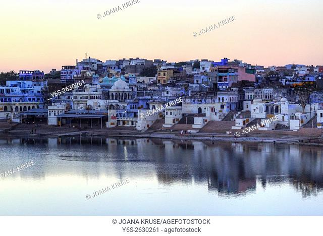 Pushkar, Ajmer, Rajasthan, India, Asia