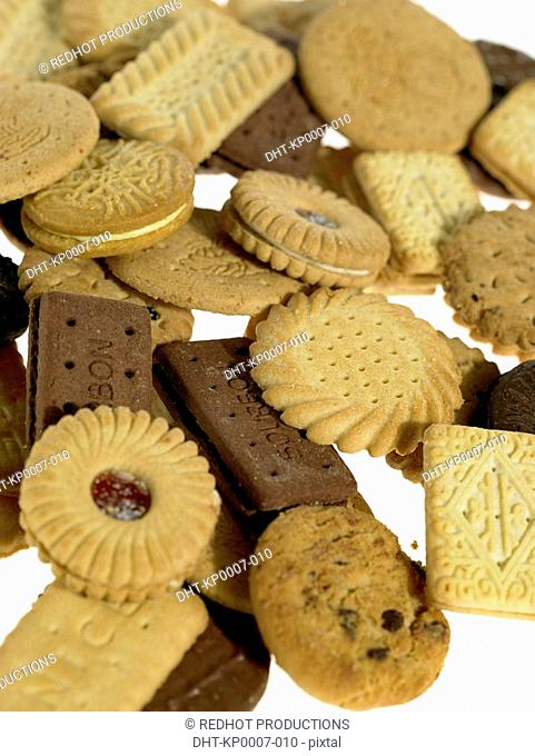 Various assorted Biscuits