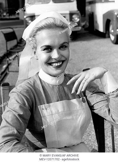 Shirley Eaton Characters: Nan Film: Doctor At Large (1956) Director: Ralph Thomas 29 April 1957
