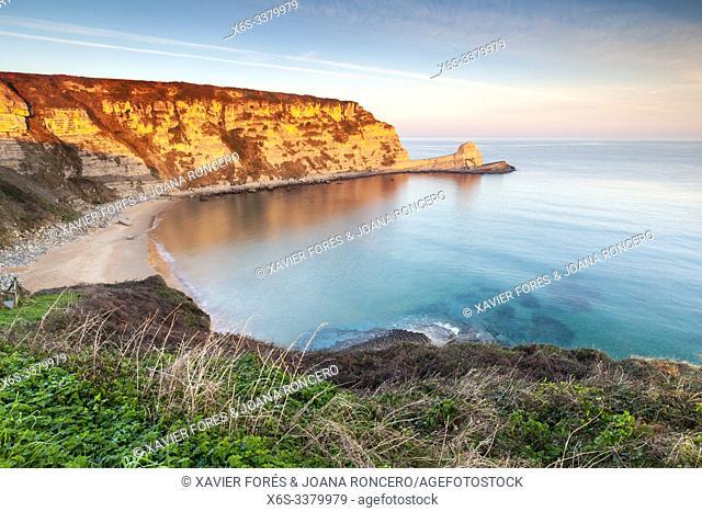 Playa de Langre, Cantabria, Spain