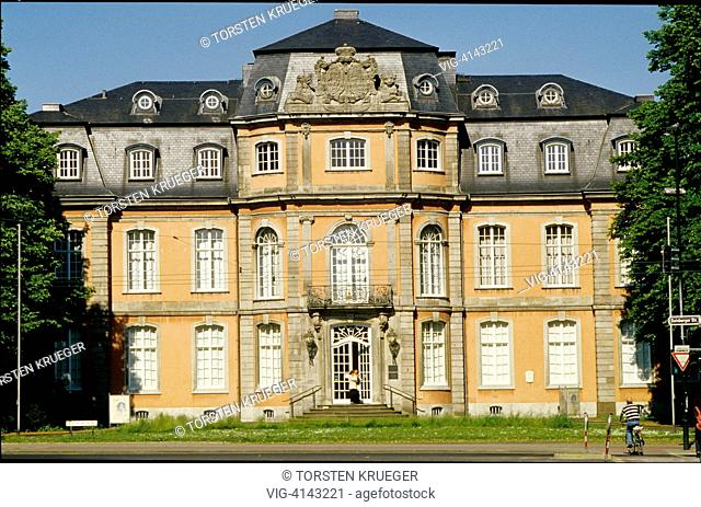 Germany, Duesseldorf : Jaegerhof Palace
