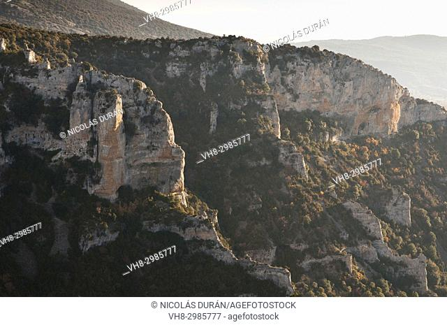 Canyons of the Sierra de Guara, Province of Huesca, Aragón, Spain