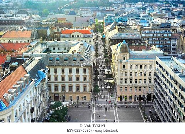 St Stephen's Square, Budapest