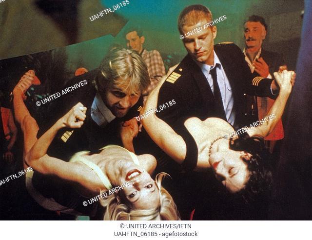 Männerpension, Deutschland 1996, Regie: Detlef Buck, Darsteller: Detlef Buck, Heike Makatsch, Til Schweiger, Marie Bäumer