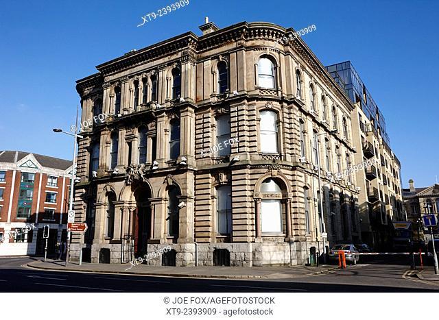 the headline building former scottish amicable life assurance company Belfast Northern Ireland uk
