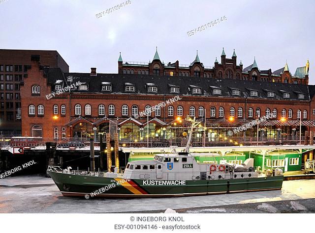 Küstenwache Hamburg