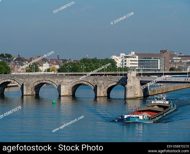 Maastricht in den Niederlanden