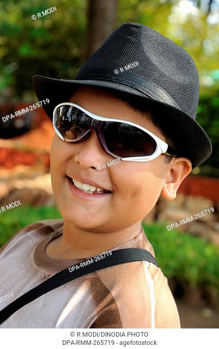 young boy portrait, India, Asia, MR#364