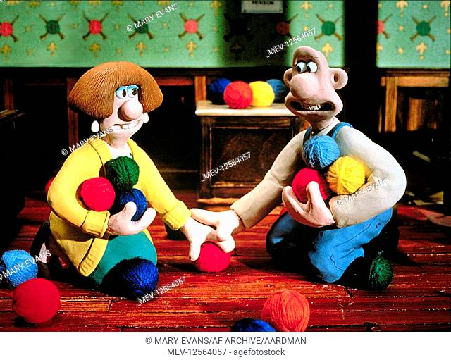 Wendolene & Wallace Characters: & Wallace Film: A Close Shave; Wallace & Gromit: A Close Shave (UK 1995) Director: Nick Park 24 December 1995