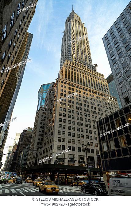 Chrysler Building, New York City, USA