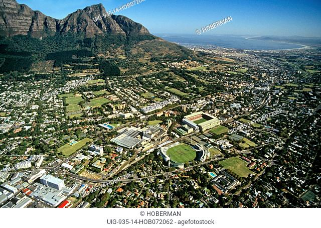 Newlands Rugby & Cricket grounds, Newlands, Cape Town