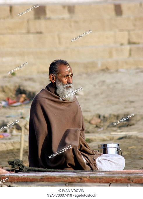 Varanasi Benares, Benaras, Banaras, Hindu holy city on Ganges Ganga, state Uttar Pradesh, India
