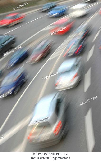 roads at rush hour
