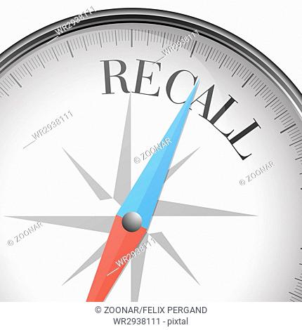 compass concept Recall