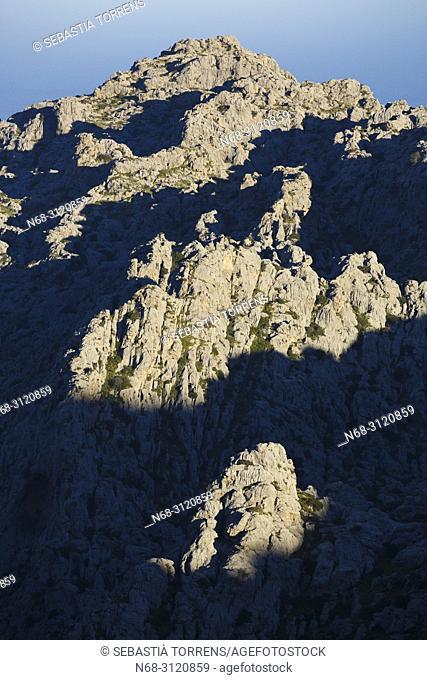 Serra de Tramuntana, Escorca, Majorca, Balearic Islands, Spain